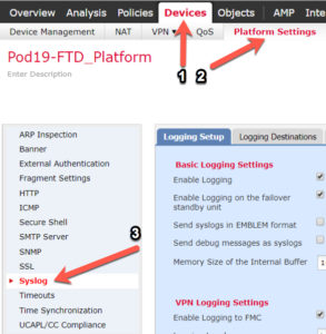 Cisco Firepower/FTD: How to see Cisco FTD Lina events | Todd Lammle, LLC
